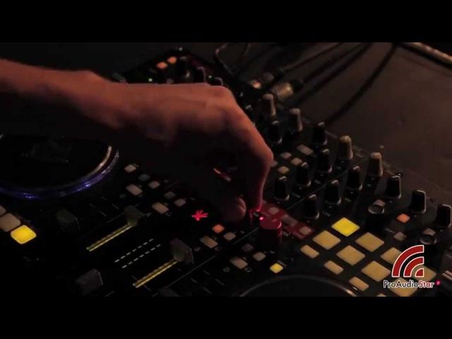 Vestax VCI-400 Routine - DJ Ghostdad - ProAudioStar.com
