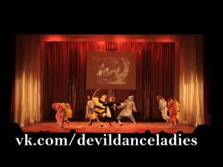 Сказочный сон - choreo Aleksandra Oshurko / Devil Dance
