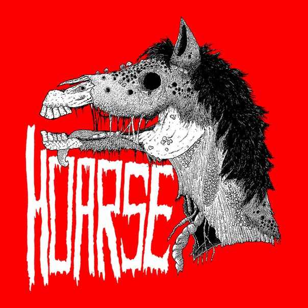 Hoarse - Hoarse (2014)