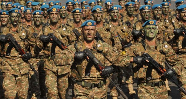 «Айкакан жаманак»: 21 сентября в Ереване будет проведен военный парад