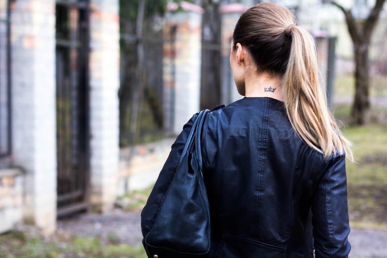 Бальяж омбре на волосах Минск