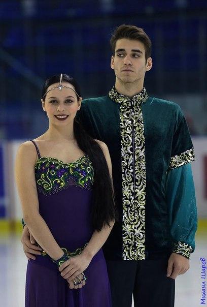 Бетина Попова - Юрий Власенко/танцы на льду - Страница 3 F9kxPm714Us