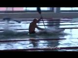 Рональд Раухе - спринт в бассейне