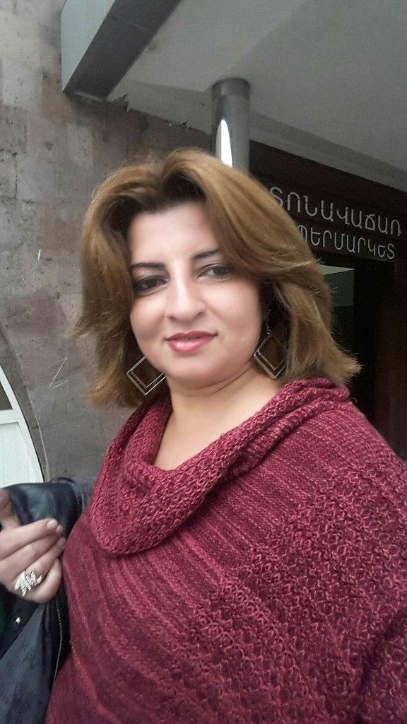 Helen Bleyan, Ереван - фото №2