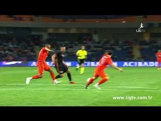 SL 2015-16 M.Başakşehir 0-2 Galatasaray