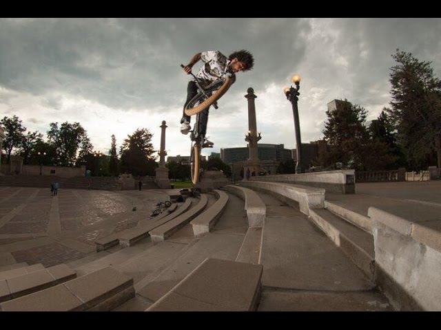LAHSAAN KOBZA CASUAL BMX 2015 VIDEO