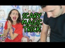 SCARY MAGIC TRICK AND CHILD ABUSE