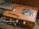 Roostic Guitars Radio Amps- How to make a Cigarbox Guitar Telecaster Style