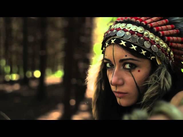 Tribal fusion dance promo