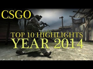 CSGO: The top 10 plays of the year 2014