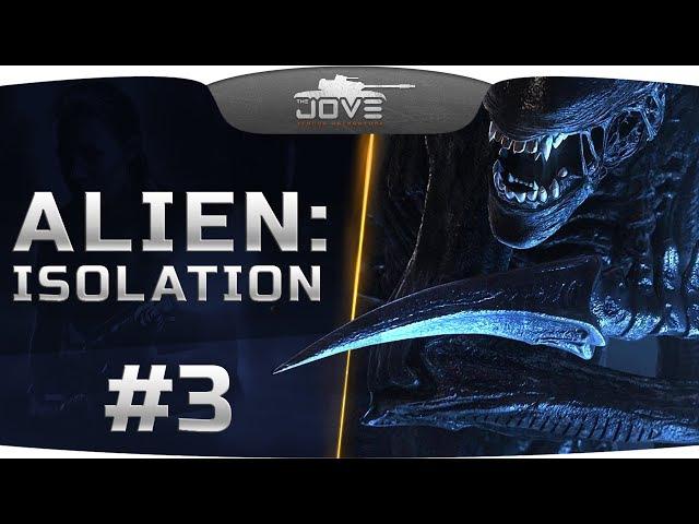 ДЖОВ ОТКЛАДЫВАЕТ КИРПИЧИ в Alien Isolation 3 Кровь кишки и трупы в госпитале