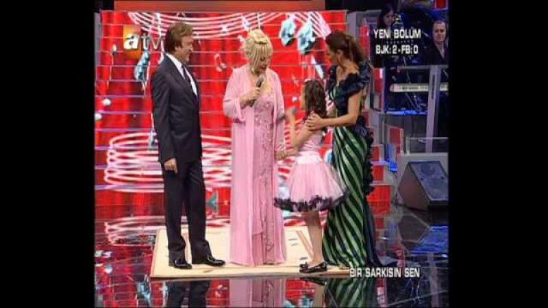 BerNa KaragözoğLu Mavi Boncuk Emel Sayın Bir Şarkısın Sen Atv 2010 2011