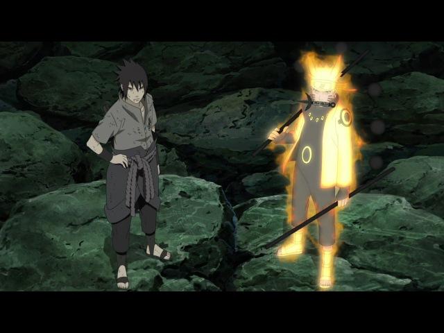 Naruto Shippuden - AMV - The Ninja Path - Hotaru no Hikari (Ikimono Gakari)
