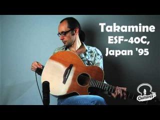 Takamine ESF-40C, Japan '95
