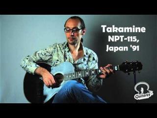 Takamine NPT-115, Japan '91