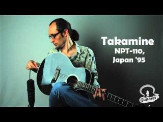 Takamine NPT-110, Japan '95