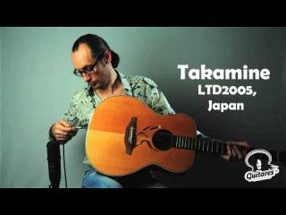 Takamine LTD2005, Japan