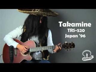 Takamine TRS-520, Japan '96