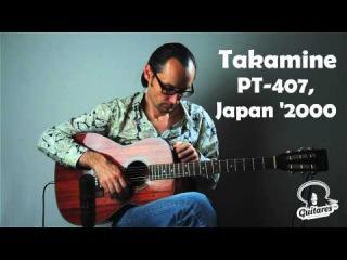 Takamine PT-407, Japan 2000