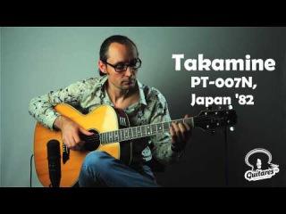 Takamine PT-007N, Japan '82