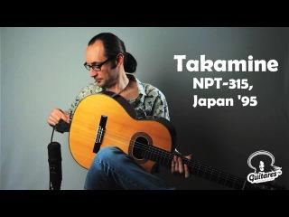 Takamine NPT-315, Japan '95