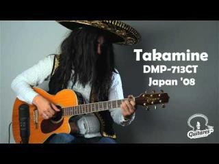 Takamine DMP-713CT, Japan 2008