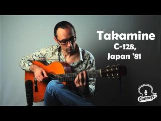 Takamine C-128, Japan '81