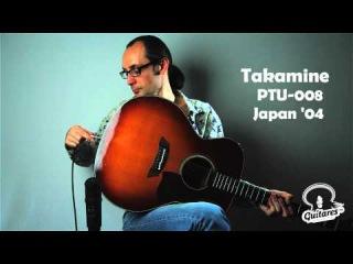Takamine PTU-008, Japan 2004