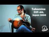 Takamine DSP410, Japan 2000
