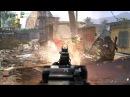 Modern Warfare 2 Multiplayer Gameplay Uncut: Flag Runner (Official HD)