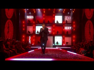 Sexy Back - Justin Timberlake @ (Victoria's Secret 2006) [HD 1080p]