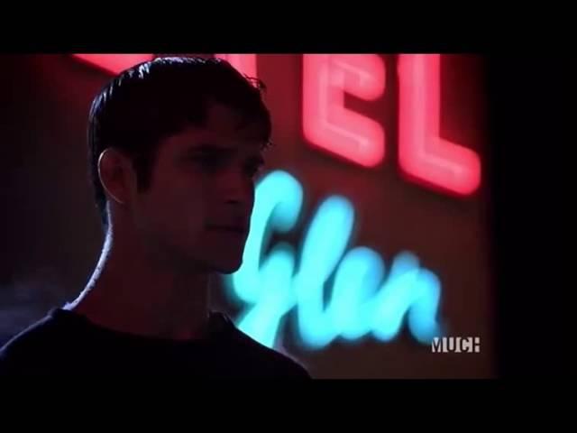 Teen Wolf 3x6: Motel California. Stiles saves Scott