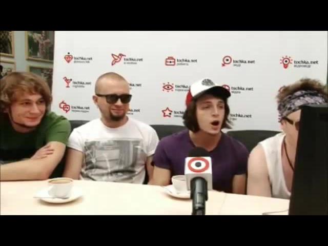 Юрий Каплан - « Я охуенно играю на гитаре! - Понял?! »