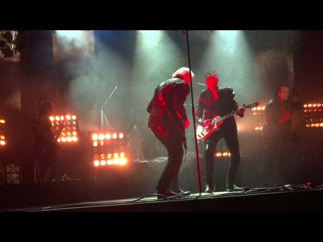 Lacrimosa - Apeiron - Der Freie Fall, Pt. 2 (Leipzig, 25th Wave Gotik Treffen, 15.05.2016)
