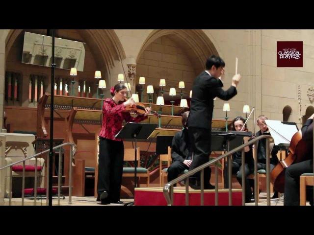 [NYCP] Britten Lachrymae Op. 48a (Kim Kashkashian, viola)