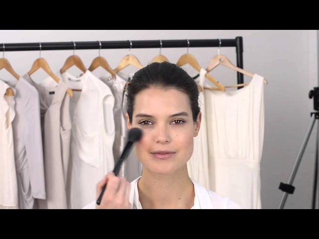 Делаем летний макияж на каждый день