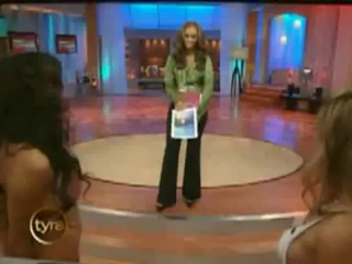 Claudia Charriez (победительница шоу ТОП МОДЕЛЬ ТРАНССЕКСАЛ ПО АМЕРИКАНСКИ) TYRA BANKS SHOWS