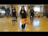 Как научится танцевать гавайский танец Хула (eng)