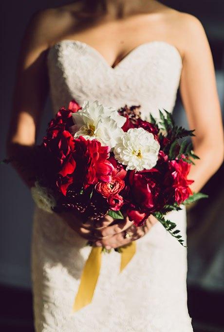 NLGcS5YIkAQ - Великолепие осени в свадебных букетах (42 фото)