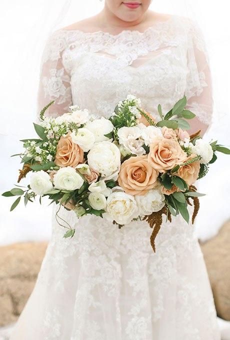 mEUlOBAgqc - Великолепие осени в свадебных букетах (42 фото)
