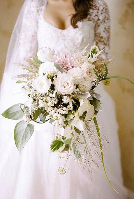 HGdh9 Vpfd0 - Великолепие осени в свадебных букетах (42 фото)