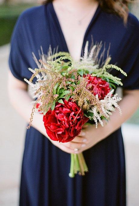 TSnx qeNuWo - Великолепие осени в свадебных букетах (42 фото)