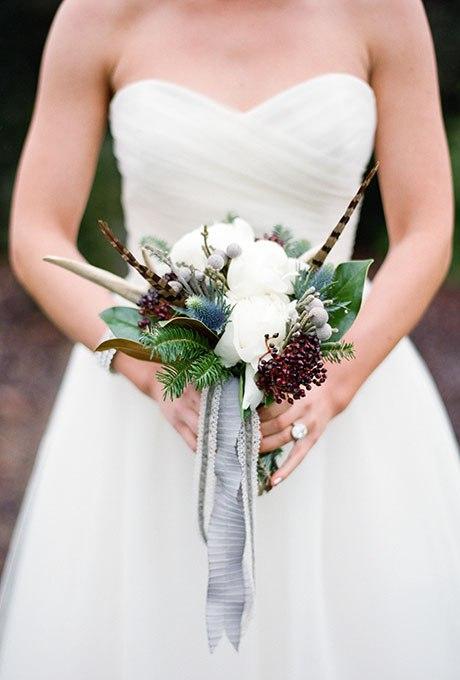 igj3BH8oPac - Великолепие осени в свадебных букетах (42 фото)