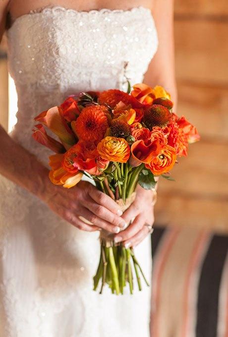 2y7UlcfXq8 - Великолепие осени в свадебных букетах (42 фото)