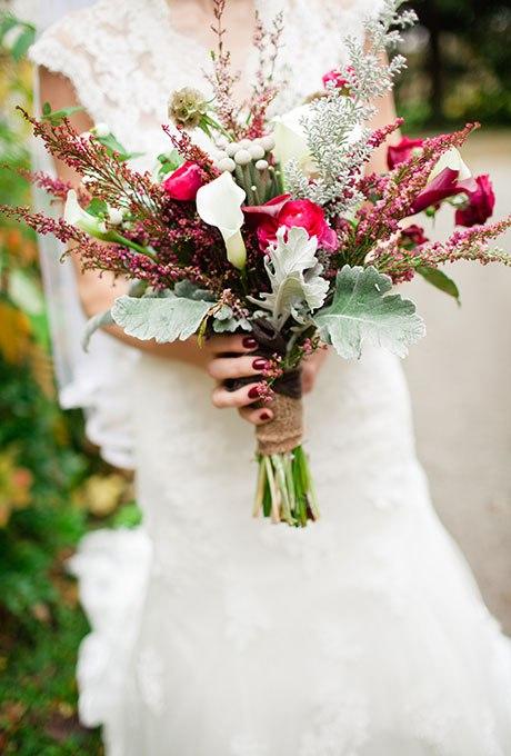 g0IiG5Q lxo - Великолепие осени в свадебных букетах (42 фото)