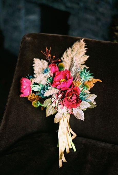 oy5SWfRWVdI - Великолепие осени в свадебных букетах (42 фото)