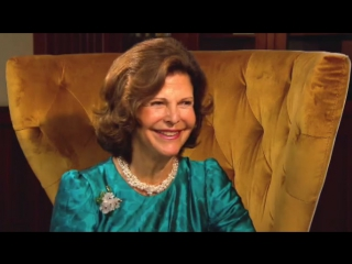 Интервью Королевы Сильвии телеканалу RTL, сентябрь 2015