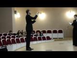 Камерный хор Московской консерватории.Курсовые хоры (27)