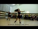 МК Дарья Мицкевич vk.com/all_workshops_belly_dance