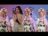 24.03.2016 Ирина Бутусова исполняет Гимн Красноярского края
